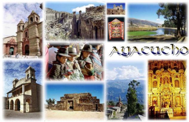 Circuito Turistico Ayacucho : Victor fajardo